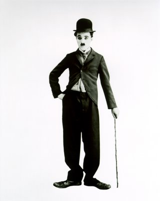 Charlie Chaplin in The Tramp. (Photo courtesy 3.bp.blogspot.com)