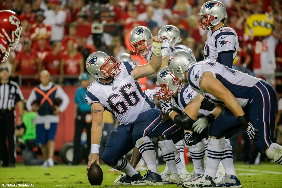 Protecting Brady  Finding Five Guys (Part 2) - Inside The Pylon eb6c0aa2a