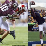 Texas-A&M-Aggies-Daeshon-Hall-West-Virginia-Mountaineers-Kevin-White-Liberty-Bowl