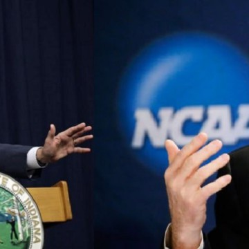 Indiana-Governor-Mike-Pence-NCAA-President-Mark-Emmert