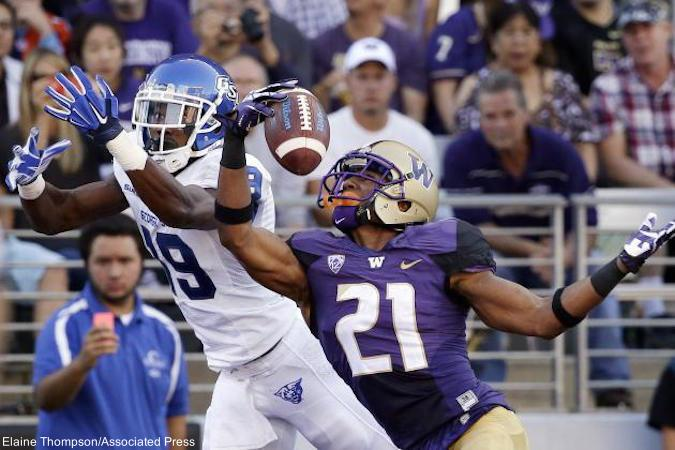 Image result for marcus peters washington