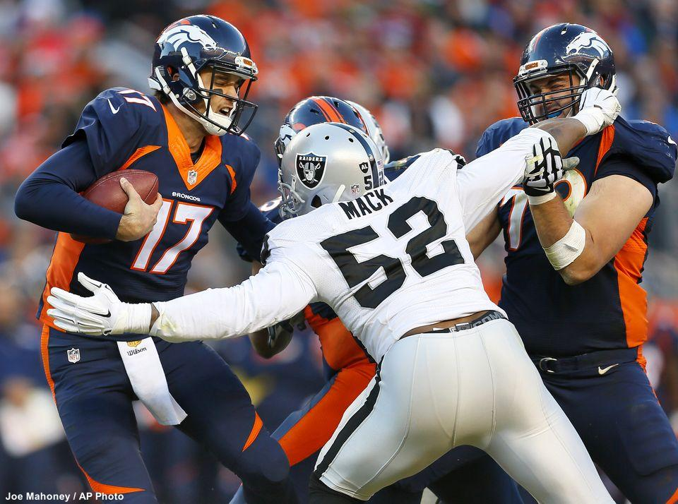 the latest 64ff3 84f0b Mack The Knife: Oakland's Blossoming Star - Inside The Pylon