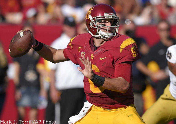 check out af283 7eec0 Scouting Profile: Cody Kessler - Inside The Pylon