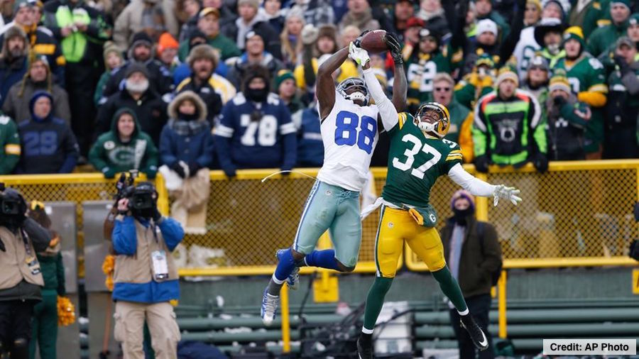 Great Expectations What To Expect From A Healthy Dez Bryant