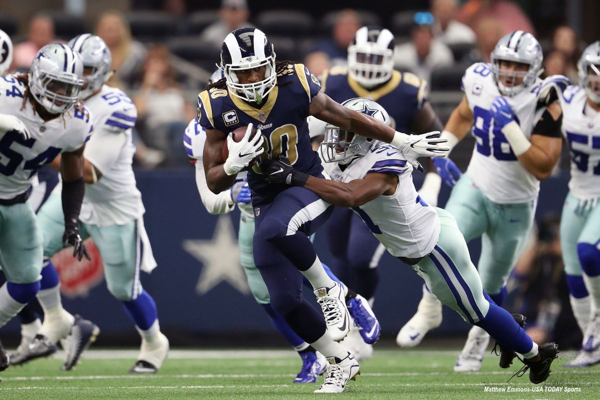 Sean McVay Transforms Todd Gurley into a Dominant Passing Game
