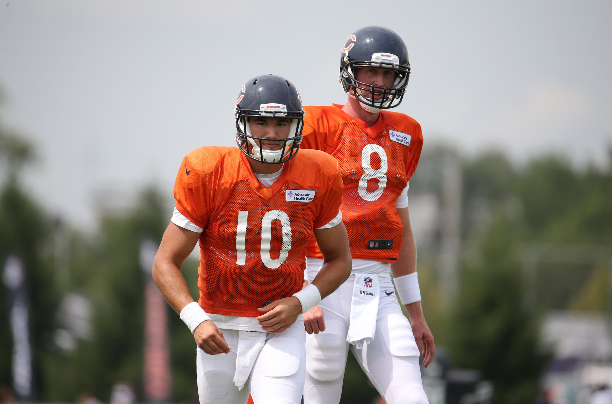 timeless design ec9a1 740ef The Bears, the Browns, and Filling the Quarterback Position ...