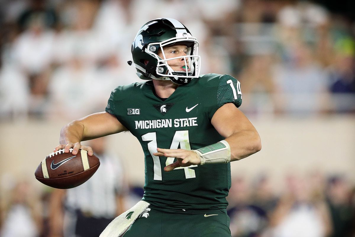 Brian Lewerke And Process Over Results Inside The Pylon