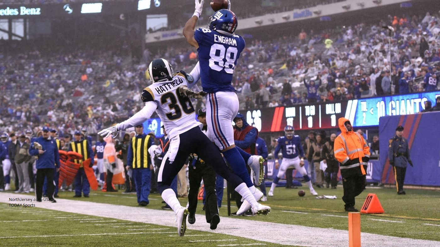 7ceca85f27f Evolution Breeds Opportunity for Tight Ends in the Red Zone - Inside ...