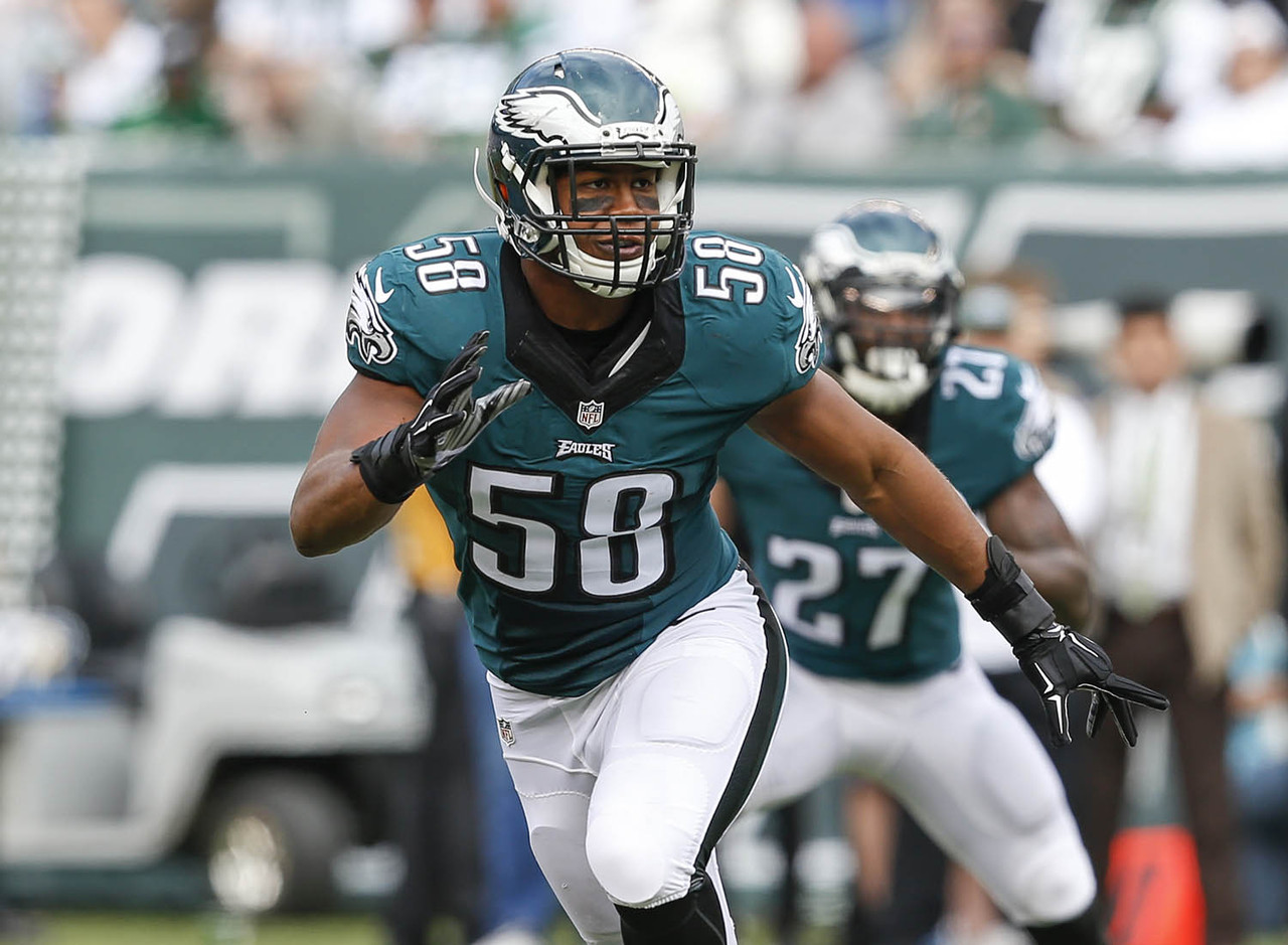 b9d7d70c07b Eagles LB Jordan Hicks  Checking in After a Ruptured Achilles ...